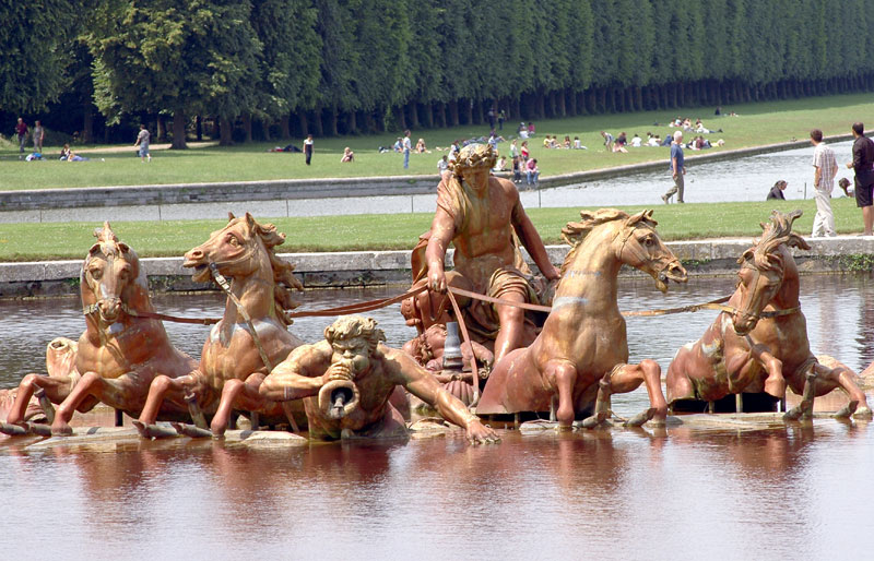 chariot d apollon